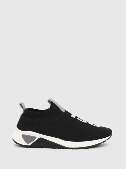 Diesel - S-KB SL II, Black/Blue - Sneakers - Image 1