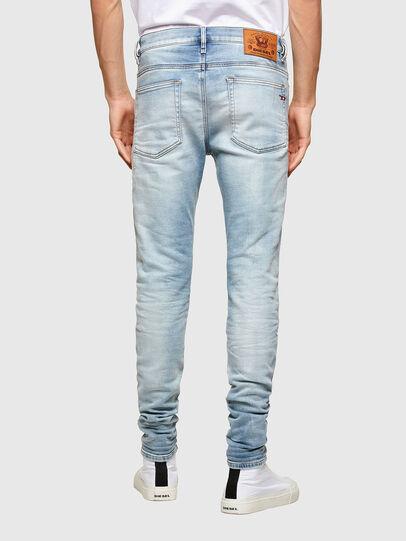 Diesel - D-Reeft JoggJeans® 069UC, Light Blue - Jeans - Image 2