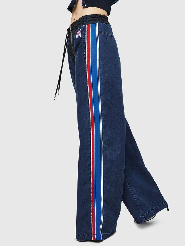 Diesel - D-Erinn JoggJeans 069HP, Dark Blue - Jeans - Image 4
