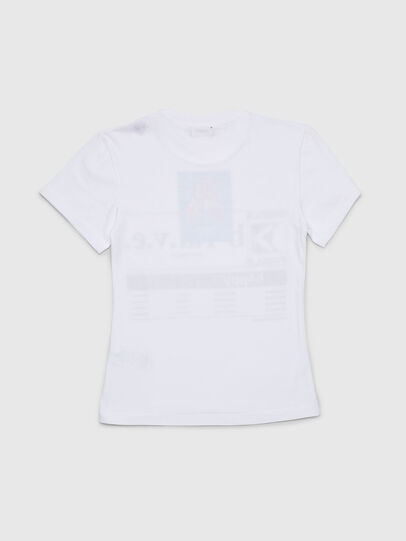 Diesel - TGODIE, White - T-shirts and Tops - Image 2