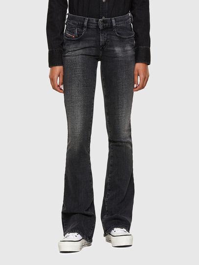 Diesel - D-Ebbey 009PW, Black/Dark grey - Jeans - Image 1
