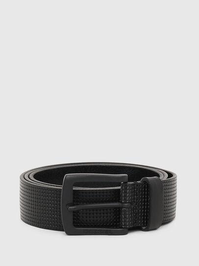 Diesel - B-ERBE, Black - Belts - Image 1