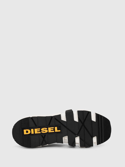 Diesel - H-PADOLA HIGH SOCK W, White - Sneakers - Image 6