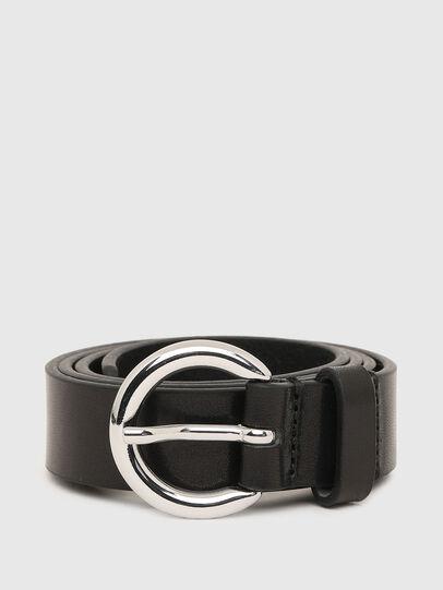 Diesel - B-PHER, Black - Belts - Image 1