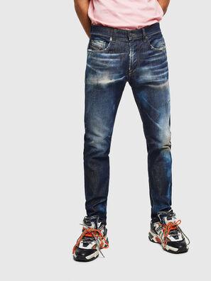 D-Strukt 009BH, Dark Blue - Jeans