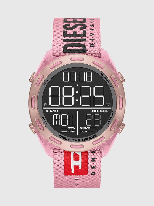 DZ1941, Pink - Timeframes