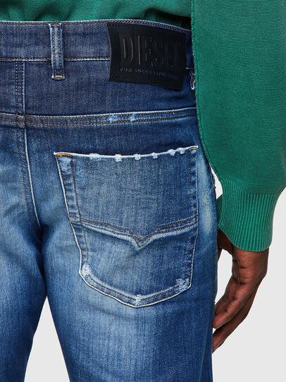 Diesel - Krooley JoggJeans® 09B52, Medium blue - Jeans - Image 3