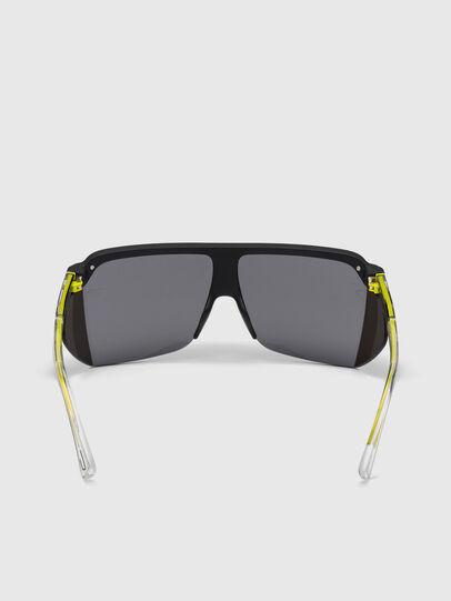 Diesel - DL0319, Black - Sunglasses - Image 4