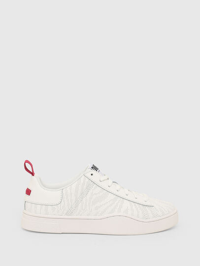 Diesel - S-CLEVER LOW LACE W, White - Sneakers - Image 1