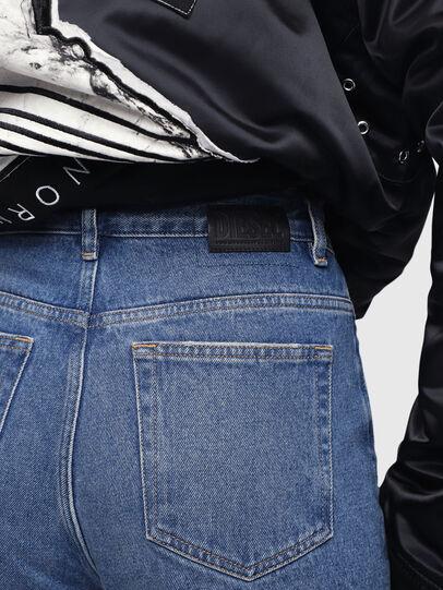 Diesel - D-Eiselle 0076X, Medium blue - Jeans - Image 5