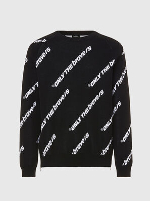 K-DAVIS, Black - Knitwear