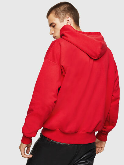 Diesel - LCP-S-ALBY-RIO, Red - Sweaters - Image 3