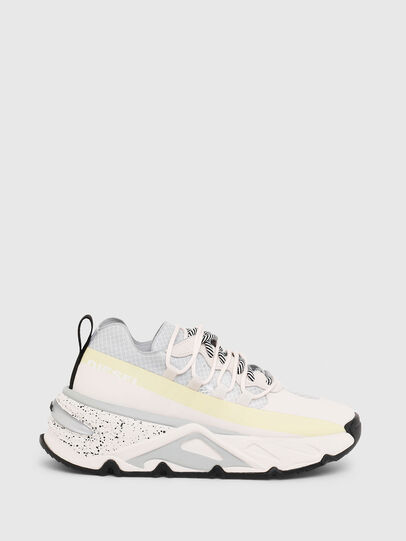 Diesel - S-HERBY SB, White/Grey - Sneakers - Image 1