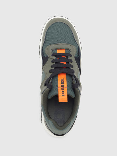 Diesel - S-RUA LOW SK, Olive Green - Sneakers - Image 5