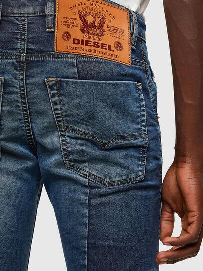 Diesel - Krooley JoggJeans® 069TX, Medium blue - Jeans - Image 5