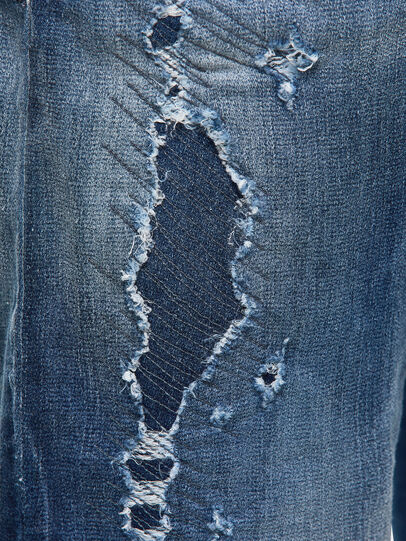 Diesel - KRAILEY JoggJeans® 069PL, Dark Blue - Jeans - Image 4