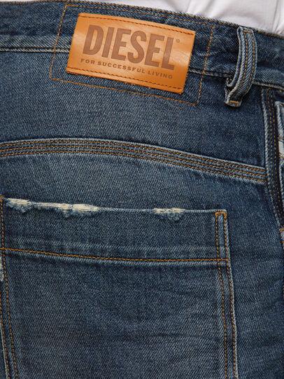 Diesel - D-Franky 009EW, Dark Blue - Jeans - Image 4