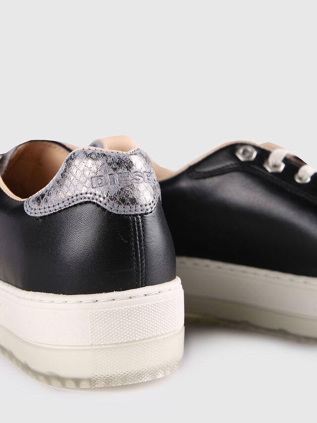 Diesel S- ANDYES W, Black/Grey - Sneakers - Image 5