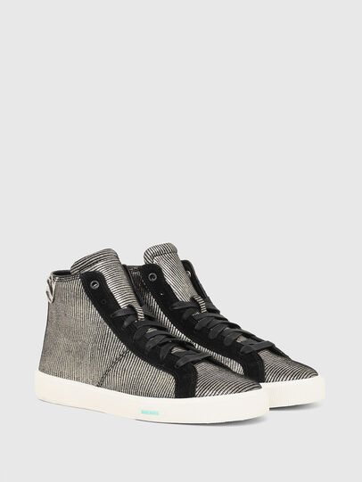 Diesel - S-MYDORI MC W, Grey/Black - Sneakers - Image 2