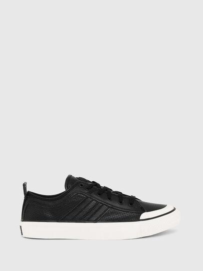 Diesel - S-ASTICO LOW LOGO, Black - Sneakers - Image 1
