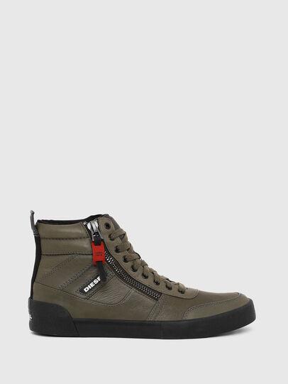 Diesel - S-DVELOWS, Military Green - Sneakers - Image 1