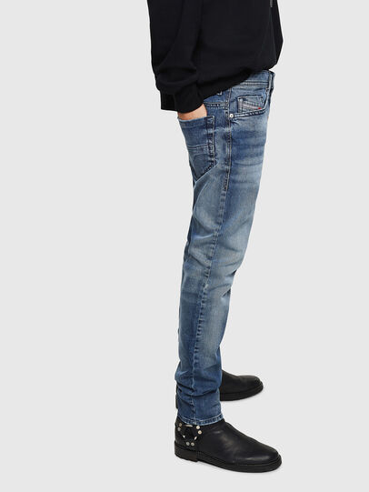 Diesel - Thommer 0853P, Medium blue - Jeans - Image 5