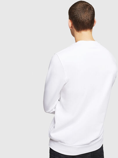 Diesel - S-GIR-A2, White - Sweaters - Image 2