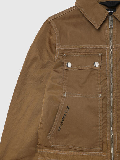 Diesel - JBERKLEY, Brown - Jackets - Image 3