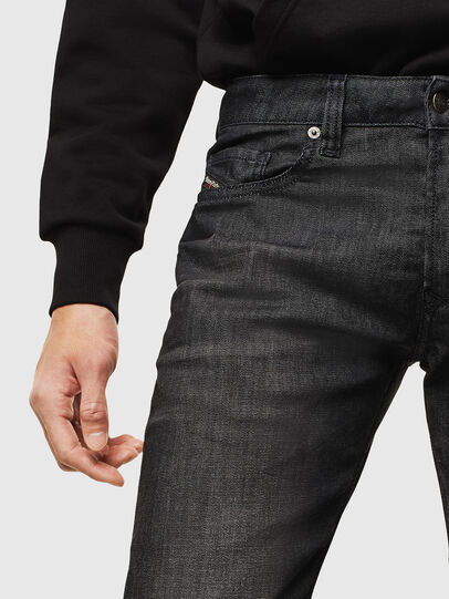 Diesel - Safado 082AT, Black/Dark grey - Jeans - Image 5