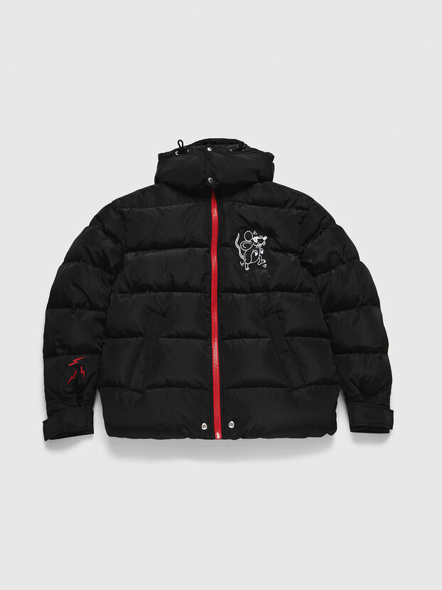 CL-W-SMITH-LITM, Black - Winter Jackets