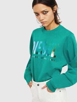 F-ANG, Dark Green - Sweaters