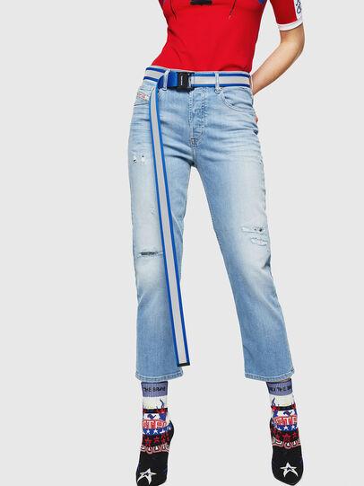 Diesel - Aryel 0890D, Light Blue - Jeans - Image 5