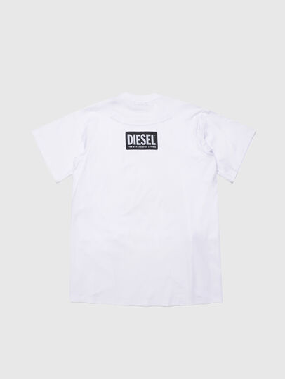 Diesel - TAMELIA, White - T-shirts and Tops - Image 2