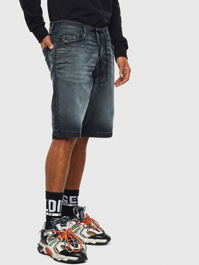 Diesel - D-WILLOH CB JOGGJEANS,  - Shorts - Image 4
