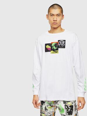 T-GLYNIS-J1, White - T-Shirts