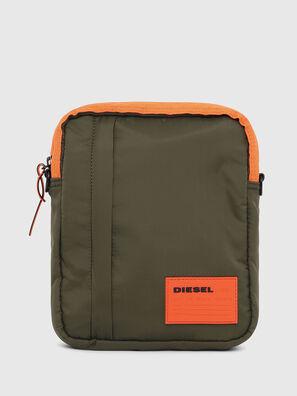 ODERZO, Dark Green - Crossbody Bags