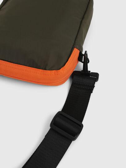 Diesel - ODERZO, Dark Green - Crossbody Bags - Image 4