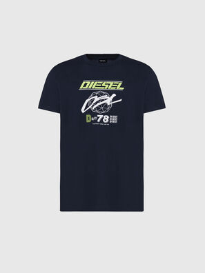 T-DIEGOS-K34, Dark Blue - T-Shirts