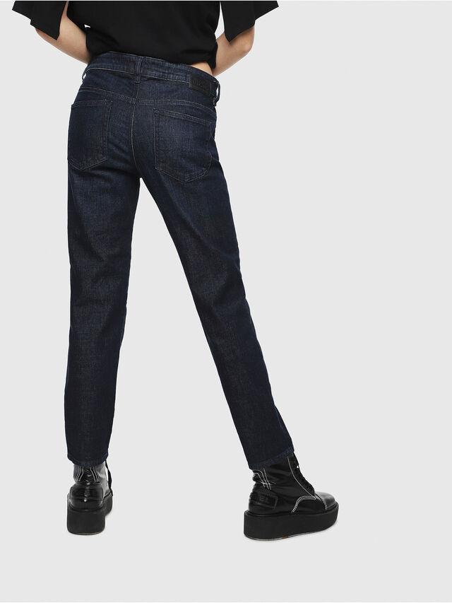 Diesel - D-Rifty 080AK, Dark Blue - Jeans - Image 2