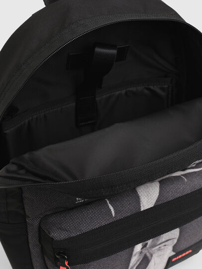 Diesel - MIRANO FL, Black/Grey - Backpacks - Image 4