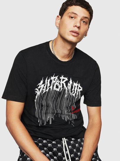 Diesel - T-JUST-B30,  - T-Shirts - Image 4