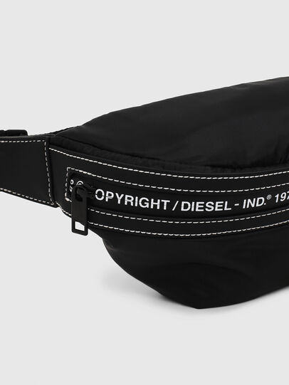 Diesel - NELUMBO, Black - Belt bags - Image 5