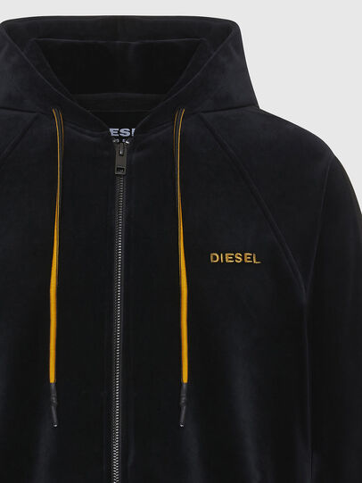 Diesel - UMLT-BRIANZ, Black - Sweaters - Image 3
