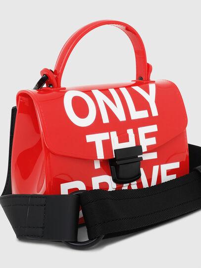 Diesel - ORMELLE, Red - Crossbody Bags - Image 4