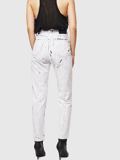Diesel - D-Eiselle 069JJ, White - Jeans - Image 2
