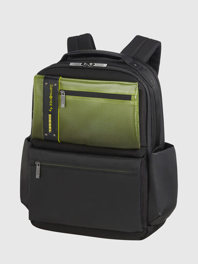 "Diesel - ""KB1*19001 - OPENROA, Black/Yellow - Backpacks - Image 7"