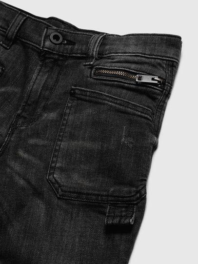 Diesel - D-PHORMER-J, Black - Jeans - Image 3