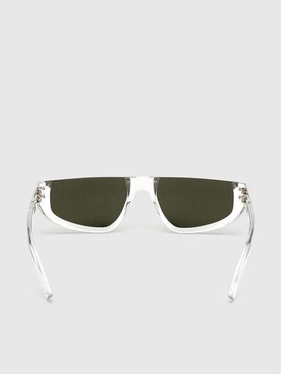 Diesel - DL0315, White - Sunglasses - Image 4