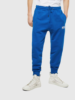 P-TARY-LOGO, Blue - Pants