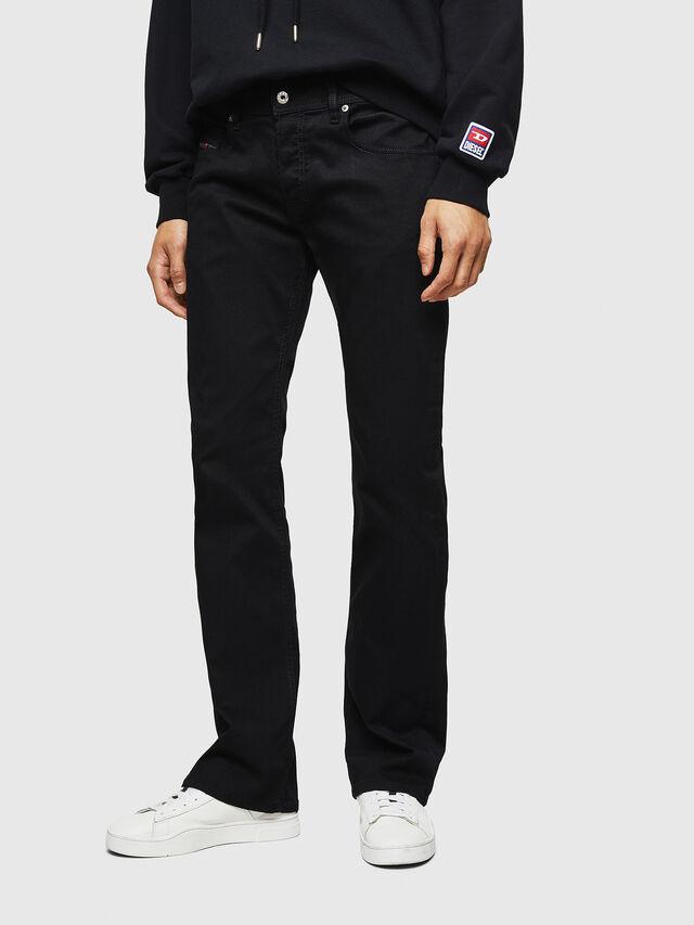 Diesel - Zatiny 0688H, Black - Jeans - Image 1